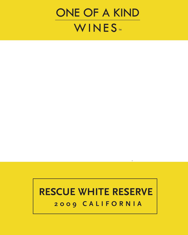 2009 Rescue White Reserve